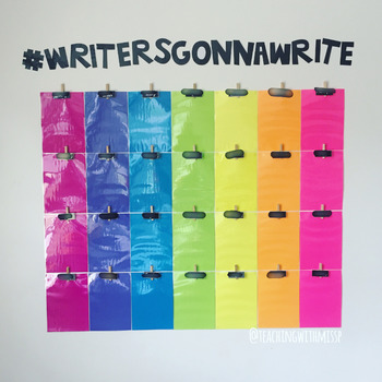 #WRITERSGONNAWRITE