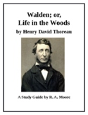 """""""Walden"""" by Henry David Thoreau: A Study Guide"""
