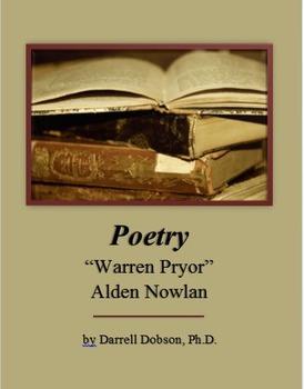 """""""Warren Pryor by Alden Nowlan -- Poetry"""