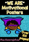 Classroom Motivational Posters to Inspire