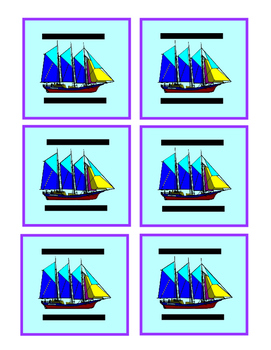 """We Are Sailing!"" -- Tell a Story with a Rhythm Stick Group Game, Song and Craft"
