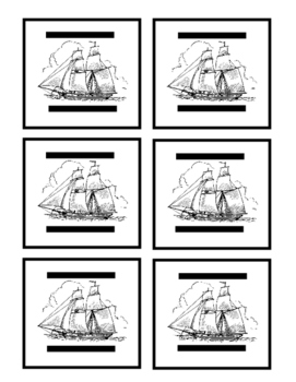 """""""We Are Sailing!"""" -- Tell a Story with a Rhythm Stick Group Game, Song and Craft"""