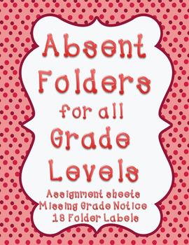 Absent Folder: We Missed You