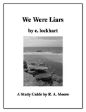 """""""We Were Liars"""" by E. Lockhart: A Study Guide"""