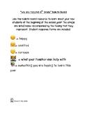 """We are FEELING 6th Grade"" Emoji Bulletin Board"