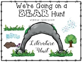 """""""We're Going on a Bear Hunt"""" By: Michael Rosen (Literature Unit)"""