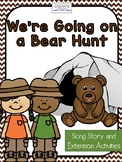 """""""We're Going on a Bear Hunt"""" Extension Activities"""