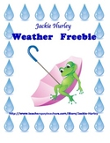 -Weather- Weather -  Weather - Free  Freebie by Jackie Hurley