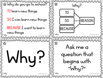 """""""Wh"""" Ring-a-Lings: Why Questions"""