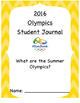 """What Are The Summer Olympics?"" BOOK/RIO 2016 12 DAY UNIT"