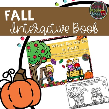 """""""What Do We Do in Fall?"""" Interactive Story"""