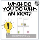 """What Do You Do With An Idea"" Book Companion Activity"