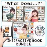 """""""What Does...?"""" Interactive Book BUNDLE"""