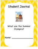"""""""What are the Summer Olympics?"""" by Gail Herman Questions/S"""