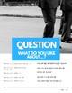 """""""What do you like about"""" Pronoun Pattern English (w Korean translation)"""