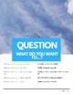 """What do you want"" Present Tense Pattern English (w Korean translation)"