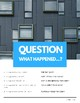 """What happened"" Past tense/Pronoun Pattern English (w Korean translation)"