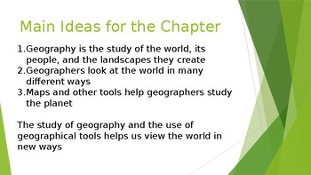 """""""What is Geography?"""""""