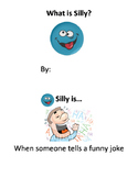 """""""What is Silly?"""" Learning Emotions Emergent Reader"""