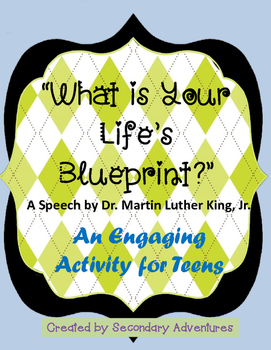 Blueprints teaching resources teachers pay teachers lesson activity what is your lifes blueprint lesson activity malvernweather Image collections