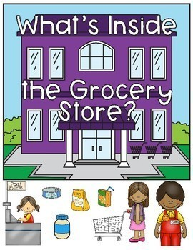 """What's Inside?"" Interactive Book Set"