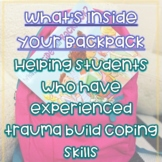 """""""What's Inside Your Backpack?"""" Companion set for coping w/"""