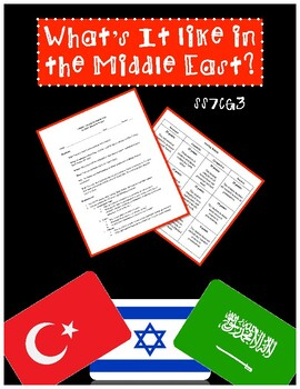 """""""What's It Like in the Middle East?"""" Middle Eastern Governments Project"""