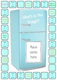 """""""What's in the fridge"""": countable and uncountable nouns"""