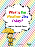 Weather Cards and Games