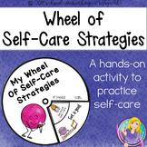 Wheel of Self-Care Strategies
