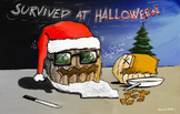 ! When finish Halloween...