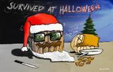 ! When finish Halloween...