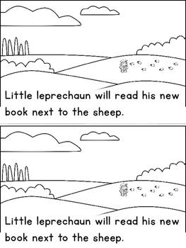 """Where Will Leprechaun Read?"" (A March Emergent Reader Dollar Deal)"