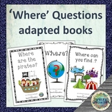 'Where' interactive book