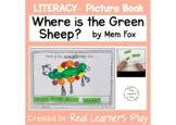 Where is the Green Sheep? Sentence Scramble