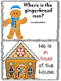 """""""Where is the gingerbread man?"""" Positional Reader"""