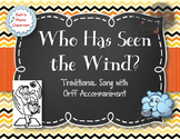 """""""Who Has Seen the Wind?"""" Traditional Song with 4 NP Percus"""