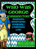 """Who Was George Washington?"" Reading Log"