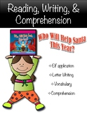 """Who Will Help Santa This Year?"" Activities for Reading, Writing, & Fun"