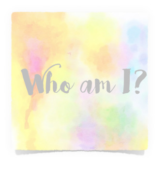 """Who am I"" - Icebreaker or Character Game"