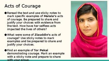 """Who is Malala Yousafzai?"" Power Point"