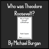 """""""Who was Theodore Roosevelt?"""" by Michael Burgan - Chapter"""