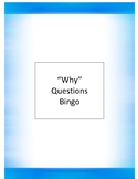 'Why' Questions Bingo