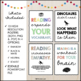 """""""Why Should I Read?"""" Classroom Reading Poster Set"""