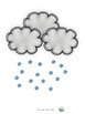 """""""Wie ist das Wetter heute?"""" - Wettersymbole und Spiele"""