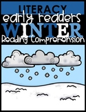 """Winter Activities"" Reading Comprehension"