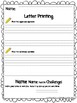 *Write and Wipe* NO PREP KG Grammar and Writing - CCSS L.K.1 Pack