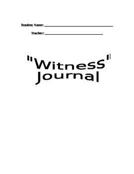 """Witness"" Journal"