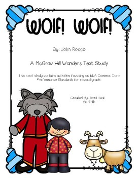 """Wolf! Wolf!"" by J. Rocco Book Study"