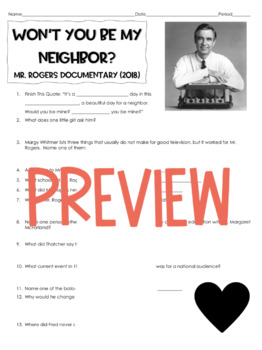 Won T You Be My Neighbor Mr Rogers Documentary 2018 Tpt